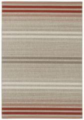 Bougari Kusový koberec Beach 103851 Red/Grey/Cream