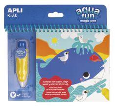 """Apli Omalovánky """"Aqua Fun"""", voda"""