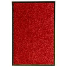 shumee piros kimosható lábtörlő 40 x 60 cm