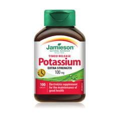 Jamieson Premium kalij 100 tableta s produljenim oslobađanjem 6-8 sati, 100 tableta
