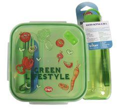 Snips COMBO obedová súprava GREEN LIFESTYLE