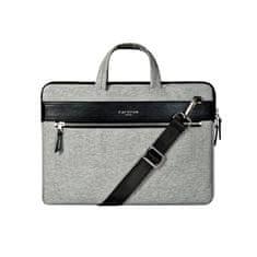 """Cartinoe London Style taška na notebook 13.3"""", sivá"""