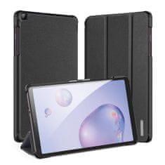 Dux Ducis Domo tablet tok Samsung Galaxy Tab A 8.4'' 2020, fekete