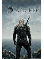 Poszter Vaják (Witcher)- Teaser (Netflix)