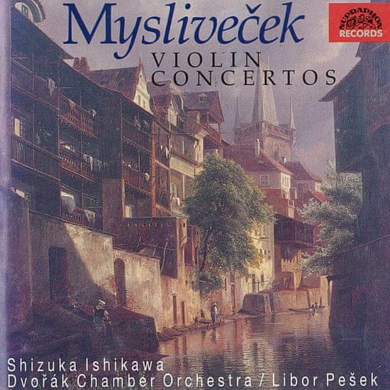 Violin Concertos - CD