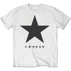 Tričko Blackstar S unisex bílé