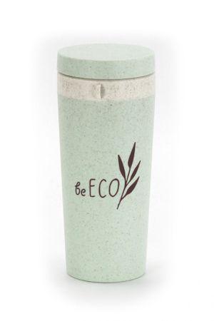 G21 Öko pohár G21 beECO Tour 300 ml, zöld