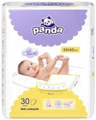 Panda podložky - 30 ks