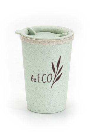 G21 Öko pohár G21 beECO Espresso Tour 280 ml, zöld