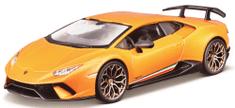 BBurago 1:24 Plus Lamborghini Huracan Performance, narančasti