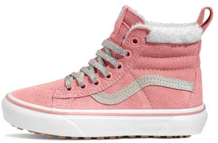 Vans lány meleg boka sportcipő UY SK8-Hi MTE, 30, rózsaszín