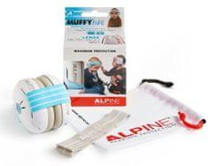 ALPINE Hearing Muffy Baby - detské izolačné slúchadlá
