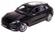 BBurago 1:24 Plus Porsche Macan, crni