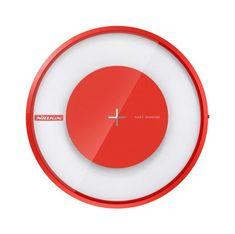 Nillkin Bezdrátová rychlonabíječka Magic Disk 4 MC017 červená 53771
