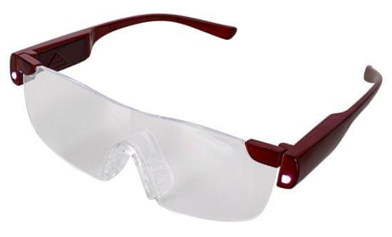 HomeLife Zvětšovací brýle ZOOM Double LED, samostatně