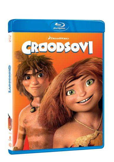 Croodsovi - Blu-ray