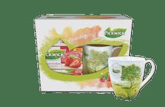 Pickwick Dárkové balení ovocných čajů s hrnečkem LÉTO