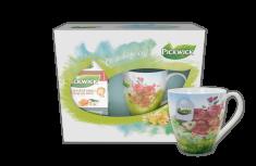 Pickwick Darčekové balenie funkčných čajov s hrnčekom JARO
