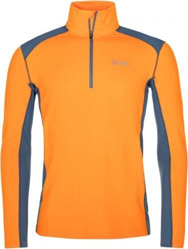 Kilpi Pánské funkční tričko KILPI WILKE-M oranžová M