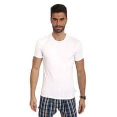 Calvin Klein 2PACK pánske tričko 2P ss crew neck biele (NB1088A-100)