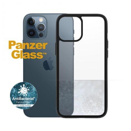 PanzerGlass ClearCase Antibacterial za ovitek Apple iPhone 13,71 cm/6,7″ Black Edition 0253