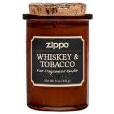 Zippo mirisna svijeća Whiskey & Tobacco