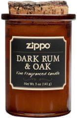 Zippo mirisna svijeća, Rum & Oak