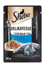 Mars Sheba kapsa Delikatesse s tuňákem v želé 85g