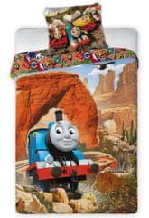 Faro Gyerek ágyneműhuzat, Thomas, a gőzmozdony a kanyonban