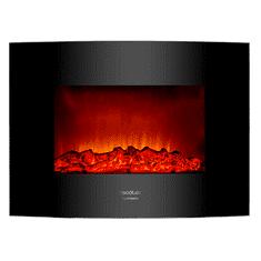 Cecotec Ready Warm 2200 Curved Flames električni kamin