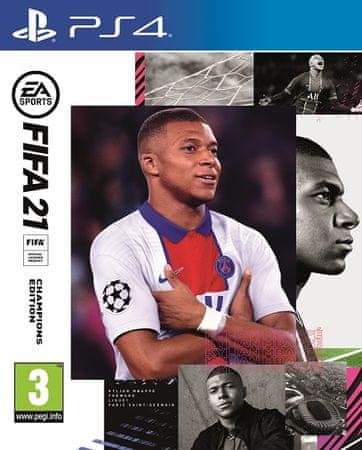 EA Games FIFA 21 - Champions Edition igra (PS4)