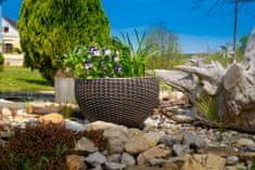 Roto Bambus korito za cvijeće, H