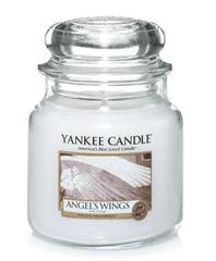 Yankee Candle Yankee gyertya ANGELS WINGS Közepes gyertya 411 g