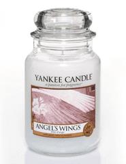 Yankee Candle  ANGELS's WINGS Velká svíčka 623g
