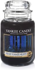 Yankee Candle Dream SUMMER NIGHTS Velká svíčka 623 g