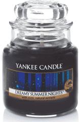 Yankee Candle Yankee gyertya ÁLMOS NYÁRI ÉJSZAKÁK Kis gyertya 104 g