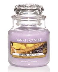 Yankee Candle Yankee gyertya LEMON LAVENDER Kis gyertya 104 g