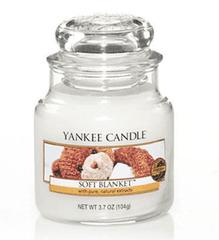 Yankee Candle Yankee gyertya Lágy Takaró Kis gyertya 104 g