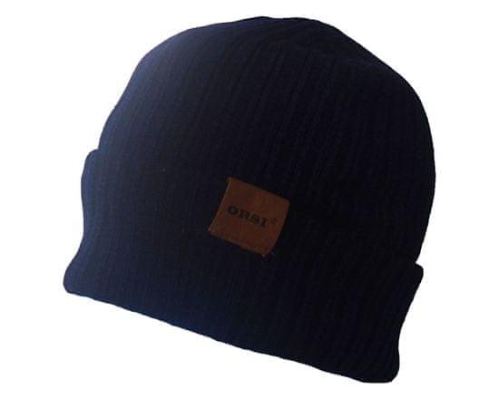 ORSI Zimní čepice tmavě modrá