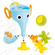 Yookidoo Slon do vane - modrý