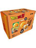 Dragon Ball Z ajándék szett- bögre, pohár, poháralátét