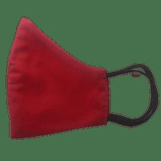 PELUNA 10X bavlněná rouška červená