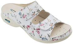 Nursing Care VIENA dámská pantofle pratelná květy WG8F1 Nursing Care Velikost: 35