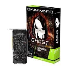 Gainward GeForce GTX 1660 SUPER Ghost OC grafička kartica, 6 GB GDDR6, DVI-D, HDMI, DisplayPort