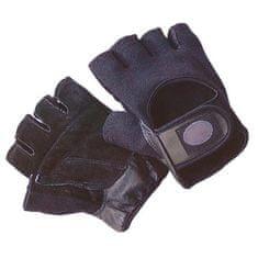 Spartan Deluxe fitnes rokavice, črne