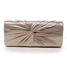 Michelle Moon Dámská společenská kabelka Delilah, zlatá