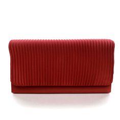 Michelle Moon Dámská společenská kabelka Chantelle, červená