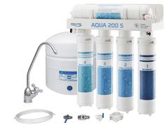 Aqua Shop Reverzní osmóza AQUA 200S Varianta: AQUA 200 S (bez montáže)