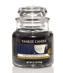 Yankee Candle Yankee gyertya NYÁRI ÉJ Kicsi gyertya 104 g