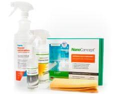 NanoConcept Velký set nano přípravků pro koupelnu